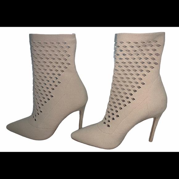 Aldo nude high heels
